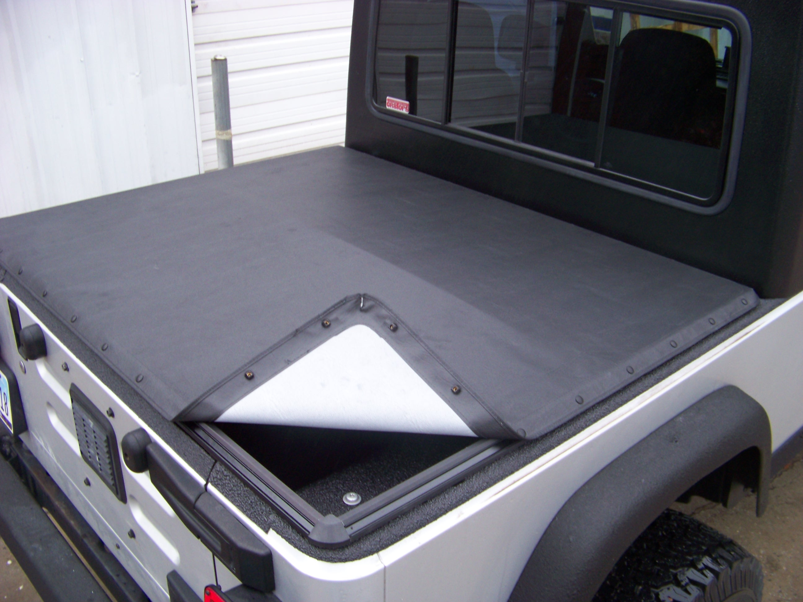 Soft Tonneau Cover Gr8tops