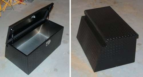 Jeep Secure Trunk Box Gr8tops
