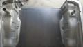 JK rear floor weld in panel