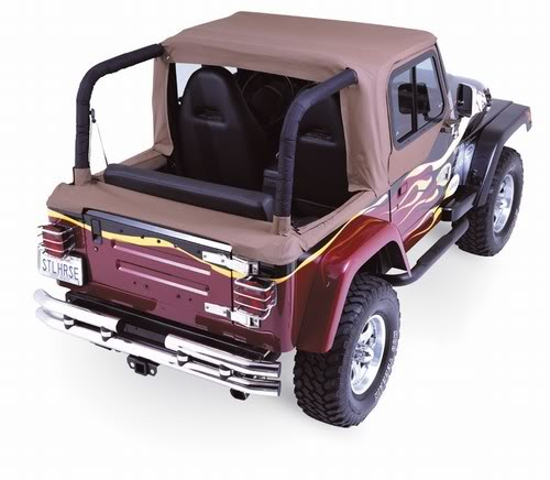 Rock Crusher Tonneau Boot Top