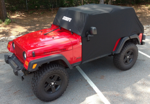 Jeep Jacket Lj Unlimited Gr8tops