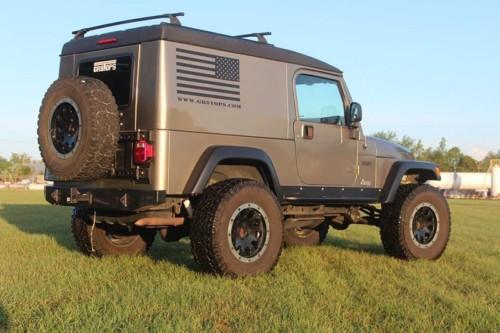 Gr8tops Jeep Half Hardtops Expert