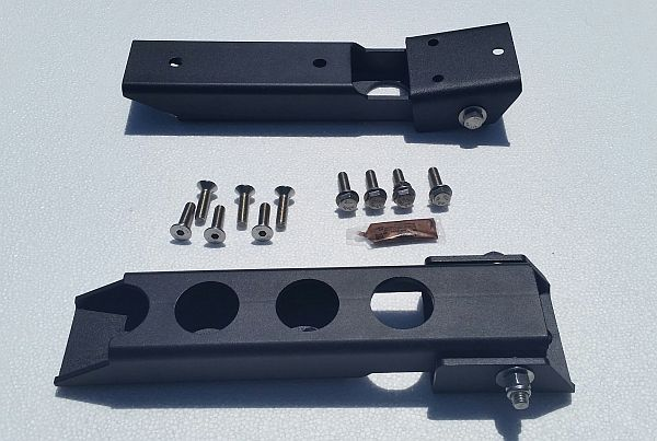 Jk Heavy Duty Replacement Tailgate Hinges Gr8tops