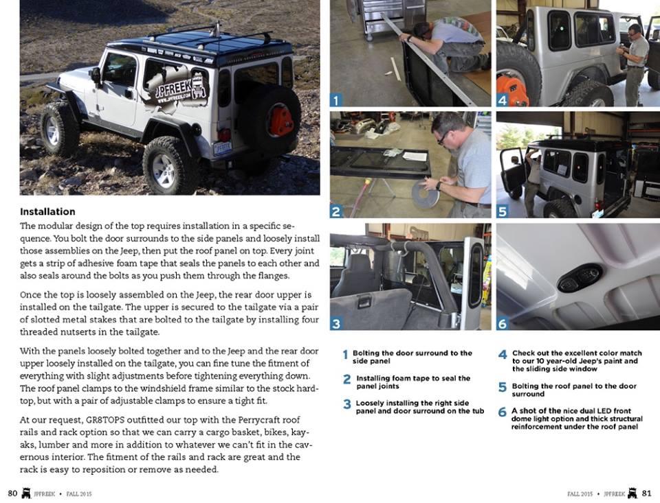JPFreek Project LJ SEMA build