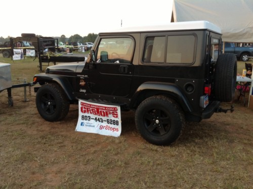 Tj Safari Cab Full Length Hardtop Gr8tops