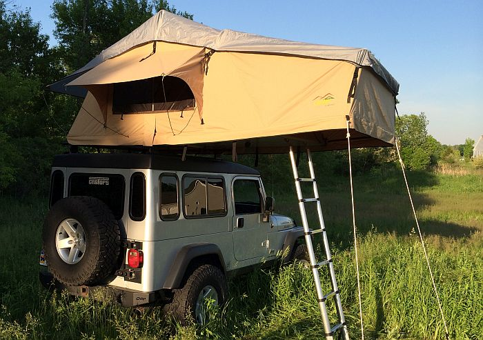 View Larger Image & Safari Equipment Rooftop Tents now available u2013 GR8TOPS