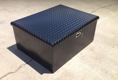 Secure Jeep Storage Box TJ LJ JK CJ Scrambler YJ